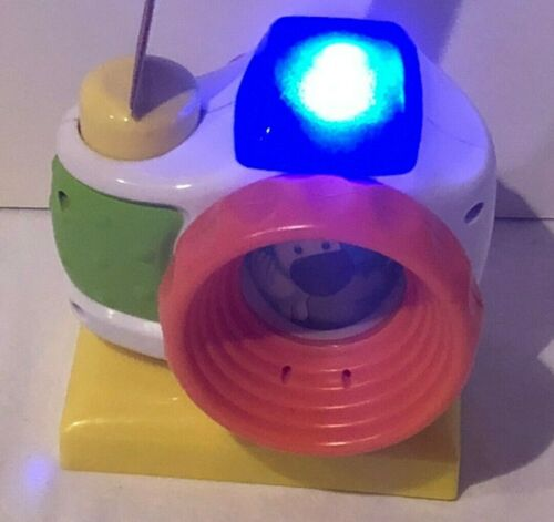 Evenflo Exersaucer Replacement Toy Part World Explorer Camera Animals Lights