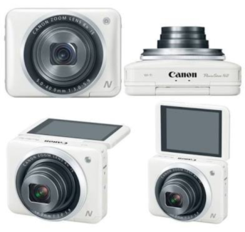 CANON Digital Camera & Video 16.1 megapixel.