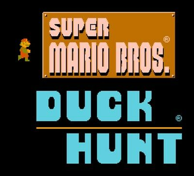 Nintendo NES Console System Bundle NEW PIN Games Super Mario Bros. 1 2 3 TETRIS