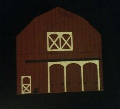 "1986 Cats Meow-Fall Series ""Mail Pouch Tobacco Barn"" Faline '91"