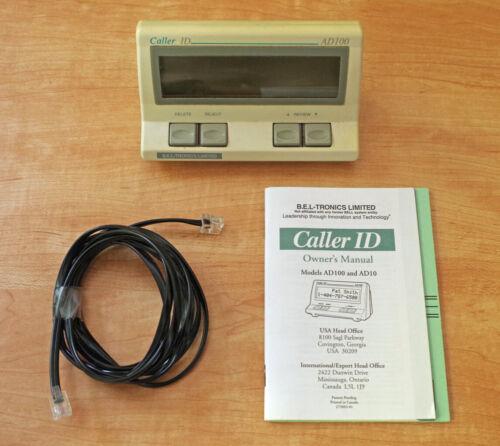 BEL-TRONICS AD100 Caller ID Call Blocker - Free Shipping!