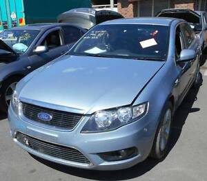 WRECKING 2008 FORD FALCON 4.0 AUTOMATIC SEDAN (C18990) Lansvale Liverpool Area Preview