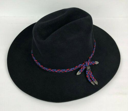 Beaver Brand Hats XXXXX 5X Genuine fur Felt Leather Sweat Size 7 Custom Made USA