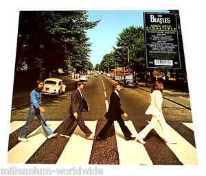SEALED-MINT-THE-BEATLES-ABBEY-ROAD-12-VINYL-LP-180-GRAM-180g