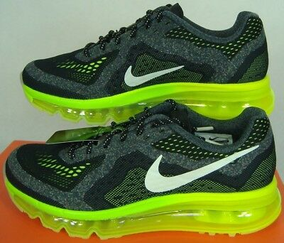 842041fd81b9 New 7Y 7 Youth NIKE Air Max 2014 GS Glow Waffle Shoes  150 685683-001  Womens 8.5