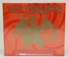 Pokemon TCG Evolutions Mega Charizard Elite Trainer Box NEW