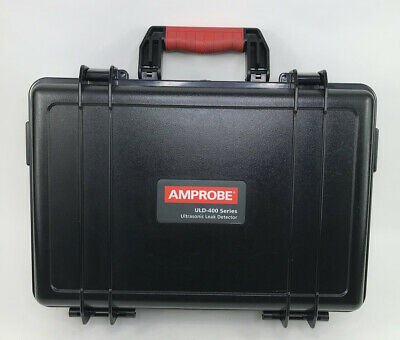 Amprobe Ultrasonic Uld-400 Series Ultrasonic Leak Detector Opened Never Used