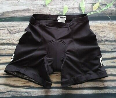 Vintage Pearl Izumi 3D Women's Black Padded Cycling Bike Shorts Size M USA Made