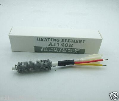 4-pin Atten A1146b Hot Air Gun Heating Element For Atten At850b At850a At852d