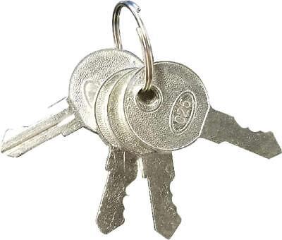 Hk Systems Cash Drawer Key025 Set 4 Keys