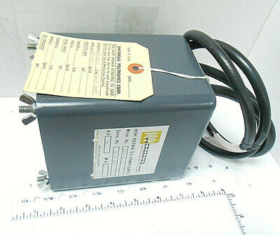 Bpe16-1-5 Universal Voltronics Power Supply 16 Kilovolts 1.5 M.a New Old Stock