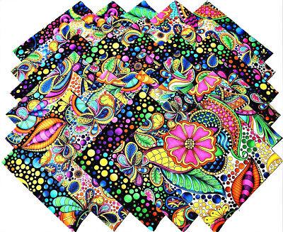 Carnivale From Qt Fabrics - (30) 6.5