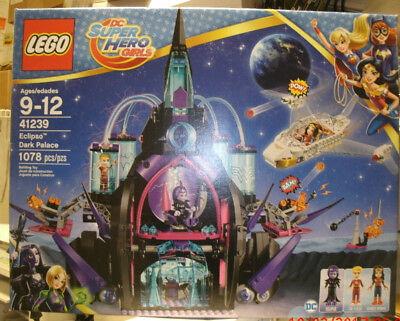Lego 41239 DC Super Hero Girls Eclipso Dark Palace 1078 pcs FAST FREE SHIPPING