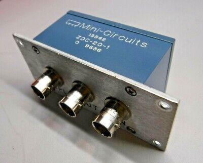 Mini-circuits Zdc-20-1 Directional Coupler