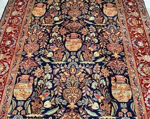 PERSIAN RUG VERY RARE ARCHEOLOGICAL DESIGN BIRJAND CARPET RUG Crows Nest North Sydney Area Preview