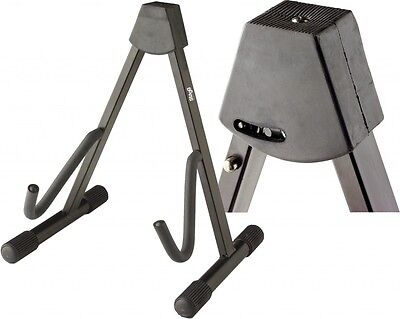Stagg Foldable A-Frame Stand For Electric Or Bass Guitar - SG-A109BK