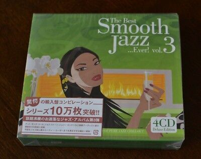 The Best Smooth Jazz Ever! Vol 3 / Louis Prima, Judy Garland, Fred Ast (4CD)