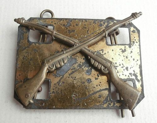 Original WW1 Marksmen / Trade, Arm, Sleeve Award Badge Marksman Sniper