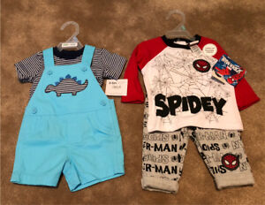 Boys 3-6 month clothes brand new with tags