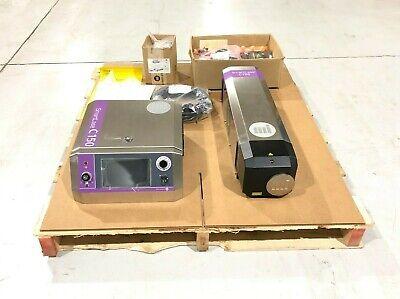 Markem-imaje Smartlase C150c350 Laser Marking Printer Engraving System