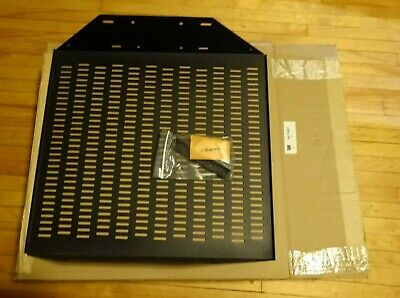 Bud Industries Rack (Bud Industries Veltilated Open Rack Shelf, 3U, Steel PN: SA1766BT)