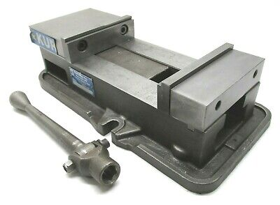 Kurt Anglock 6 Milling Machine Vise W Jaws Handle - D675