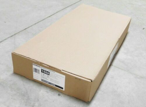 NEW SIEMENS S3030B1150W WHITE 150-AMP MAIN BREAKER PANEL LOAD CENTER 30 CIRCUITS