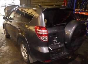 TOYOTA RAV4 LEFT REAR DOOR WINDOW ACA33, 01/06-12/12 (C18413) Lansvale Liverpool Area Preview