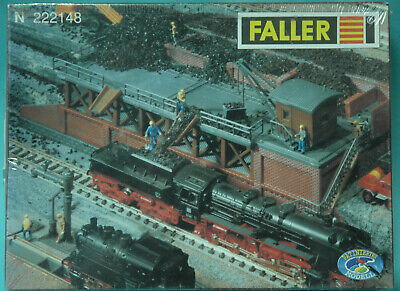 Faller 222148 Kohlensturzbühne Patiné Kit de Montage Voie N Neuf