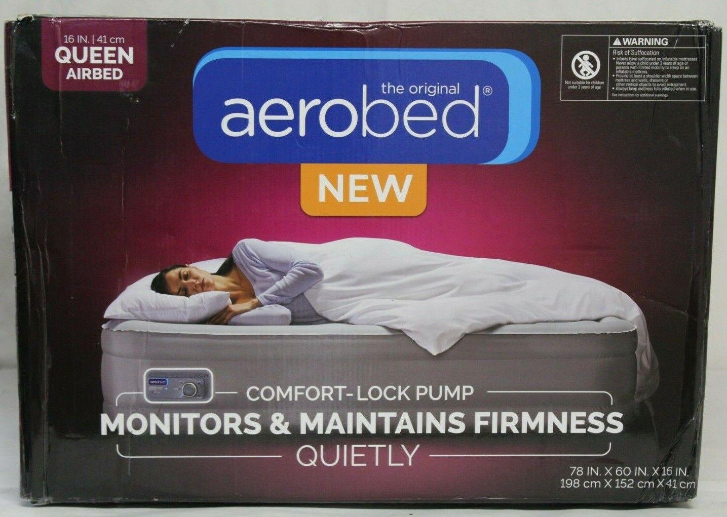 new the original comfort lock air mattress