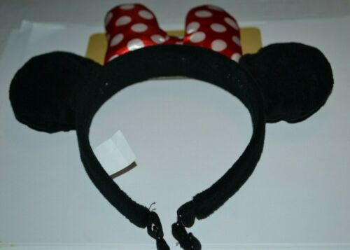 Disney Tails Pet Collection Minnie Mouse Character Ears Headband One Size