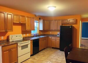 2 bedroom apartment + Den for rent. Glace Bay