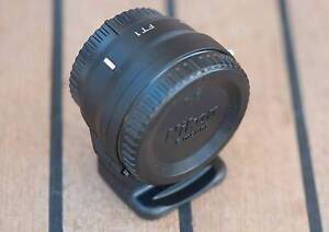 Nikon FT1 Lens Adapter Mount Hobart CBD Hobart City Preview