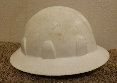 Black Hard Hat Construction Helmet Work Safety Equipment Protective Abs Material