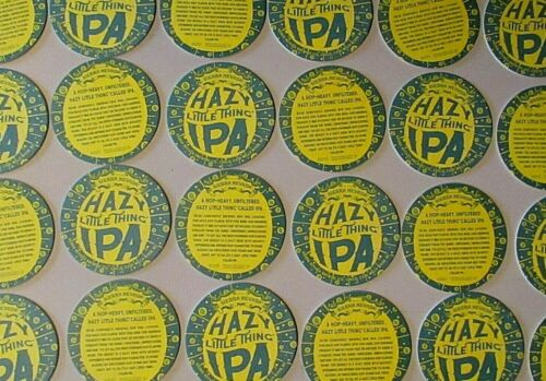 NEW 25 Sierra Nevada Hazy Little Thing IPA Craft Bar beer Coasters coaster Lot