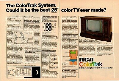 1975 RCA ColorTrak System