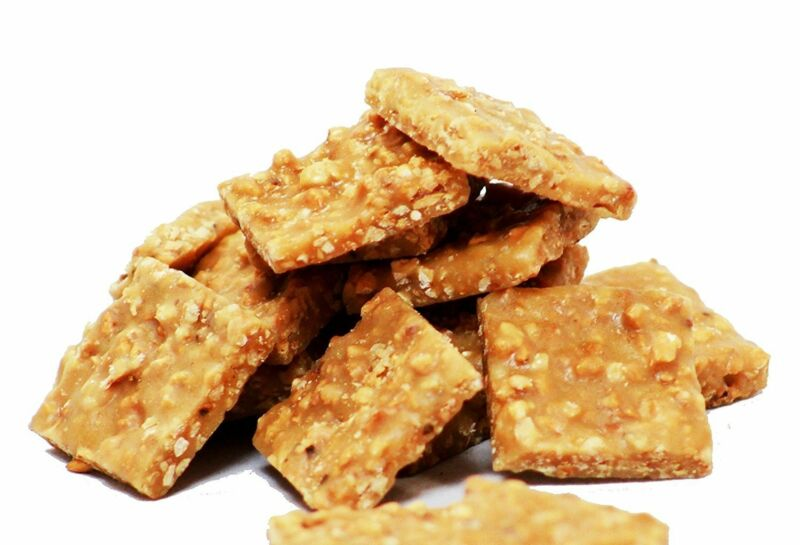Gourmet Cashew Brittle by Its Delish, 2 lbs