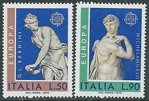 1974 ITALIA EUROPA MNH ** - ED - Italia - L'oggetto può essere restituito - Italia