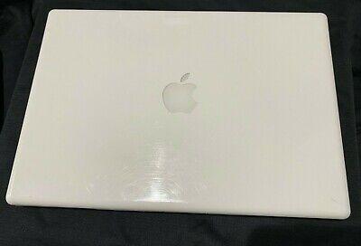 Apple MacBook A1181 2009 2.13GHZ 160GB 4GB 10.11 EL Cap, New Battery, VG Cond!