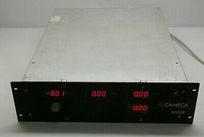Cameca Science Metrology High Voltage Power Supply 22607-1030r-f