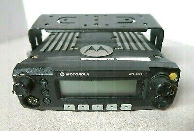 Motorola Xtl2500 Smartzone P25 Digital Mobile Radio 764-870 Mhz M21urm9pw2an