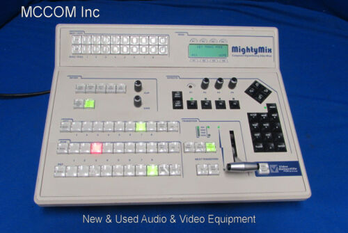 ForA Video GainesVille Might Mix Component Digital/Analog Video Mixer