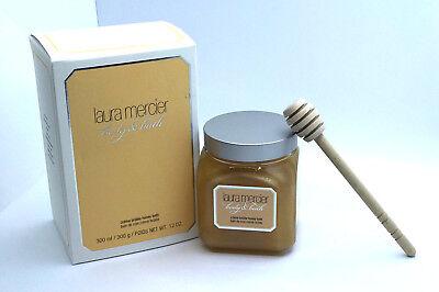 Laura Mercier Body And Bath Creme Brulee Honey Bath - 12 oz - BNIB -