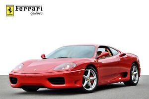 1999 Ferrari 360 Modena F1