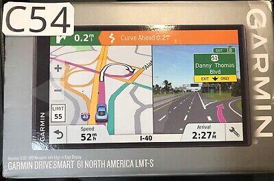 Garmin DriveSmart 61 LMT-S GPS With Smart Features