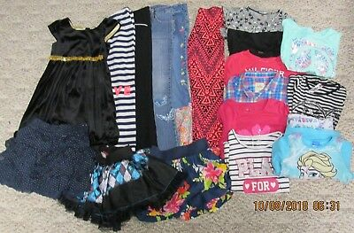 GIRLS SIZE  10 & 10/12 &12 CLOTHES, BACK TO SCHOOL  TOPS, JEANS, DRESSES - Back To School Clothes