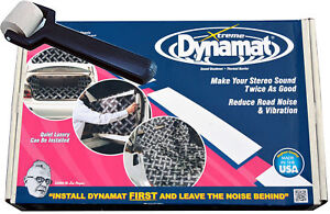 DYNAMAT Xtreme Bulk Pack includes Free Roller No additional Folds 9 sheets 36FT²