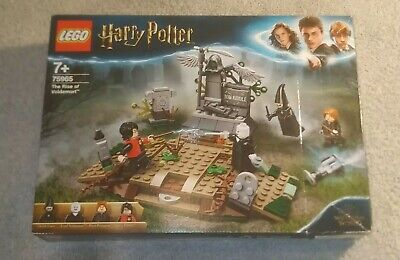 LEGO Harry Potter: The Rise of Voldemort (75965). brand new!