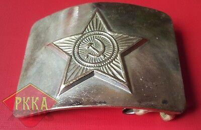 Sowjet Armee Koppelschloss Koppel Messing Sowjetunion UdSSR ORIGINAL & NEW