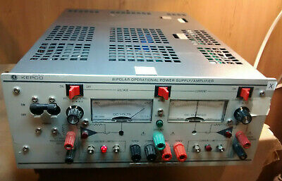 Kepco Bop 50-2m Bipolar Operational Power Supplyamplifier -50vdc T0 50vdc -2a